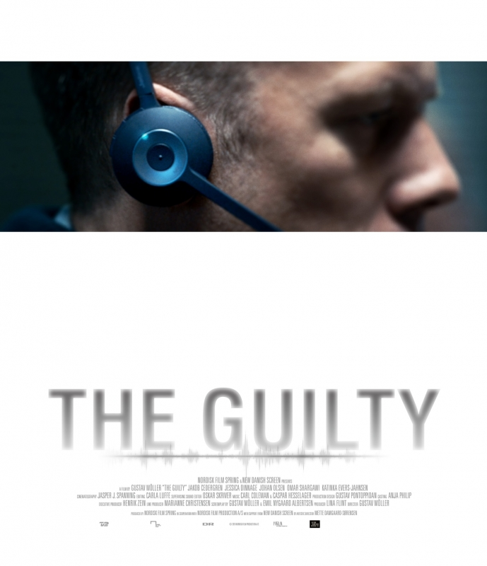 THE GUILTY ギルティ【Blu-ray】