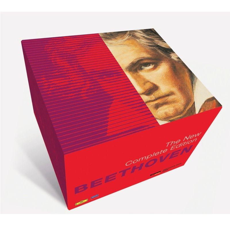 ベートーヴェン新大全集(118CD+3ブルーレイ・オーディオ+2DVD)