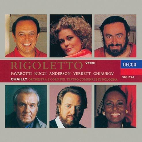『リゴレット』全曲 リッカルド・シャイー&ボローニャ・テアトロ・コムナーレ、レオ・ヌッチ、ルチアーノ・パヴァロッティ、他(1989 ステレオ)(2CD)