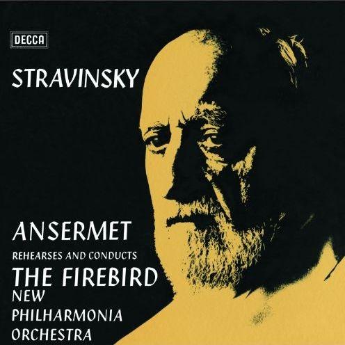 『火の鳥』全曲 エルネスト・アンセルメ&ニュー・フィルハーモニア管弦楽団