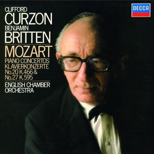 Piano Concertos Nos.20, 27 : Clifford Curzon(P)Britten / ECO