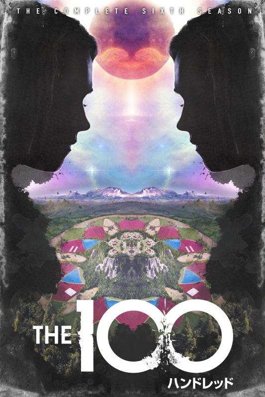 THE100/ハンドレッド <シックス・シーズン>DVD コンプリート・ボックス(3枚組)