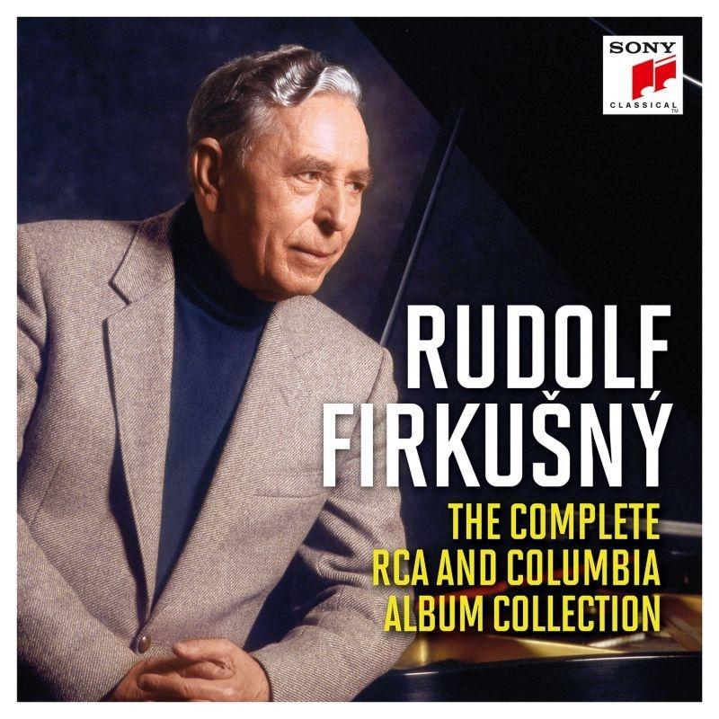 ルドルフ・フィルクシュニー/RCA&コロンビア・コンプリート・アルバム・コレクション(18CD)