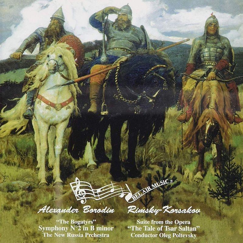Sym, 2, : Poltevsky / New Russia O +rimsky-korsakov: Ale Of Tsar Saltan Suite