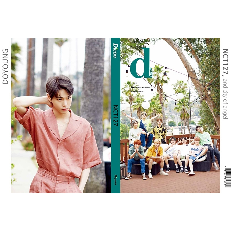 dicon Vol.5 NCT127「NCT127 and City of Angel」【DOYOUNG ver.】