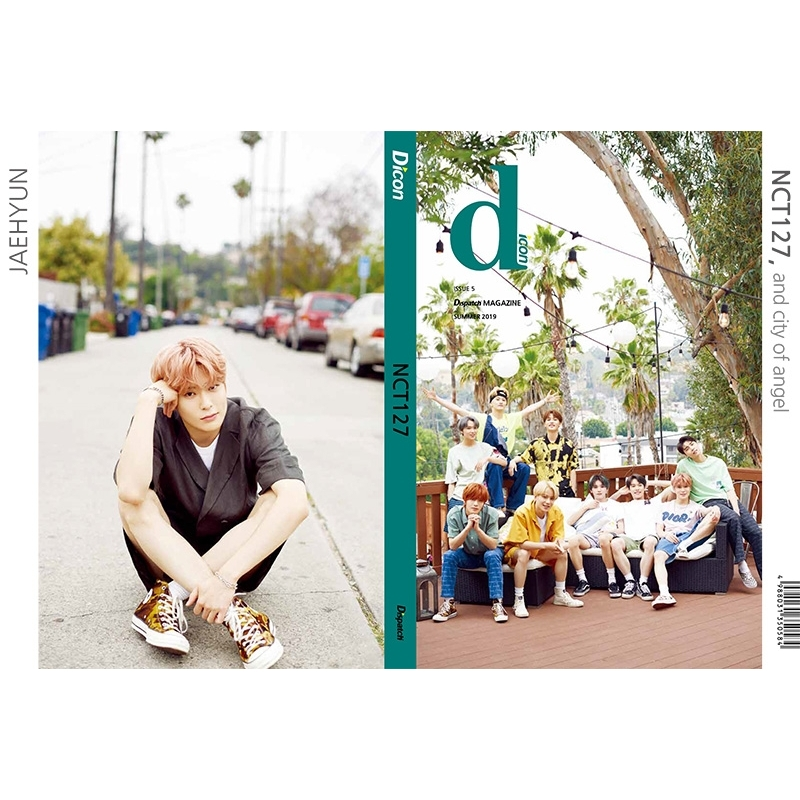 dicon Vol.5 NCT127「NCT127 and City of Angel」【JAEHYUN ver.】