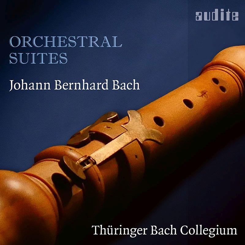管弦楽組曲全曲 ゲルノート・ジュスムート&チューリンゲン・バッハ・コレギウム