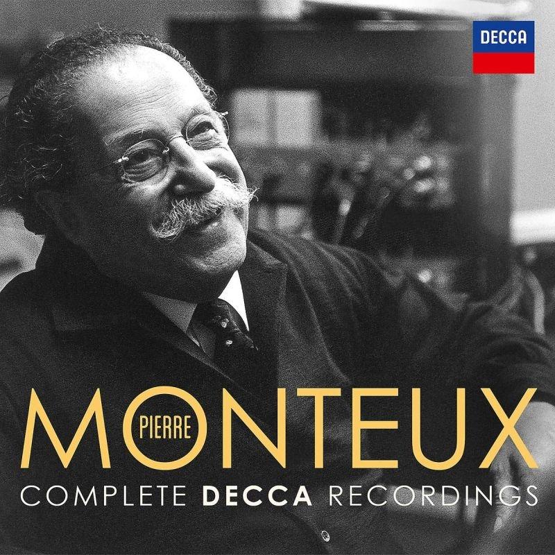 ピエール・モントゥー デッカ録音全集(24CD)