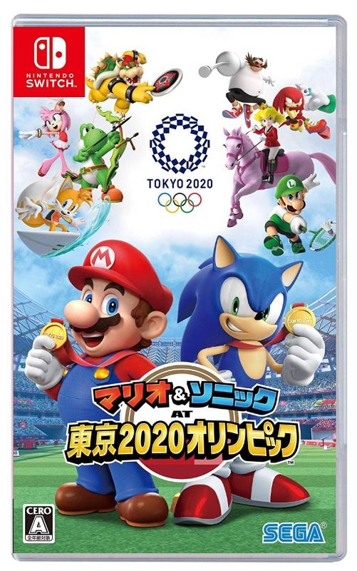 マリオ & ソニック At 東京2020オリンピック
