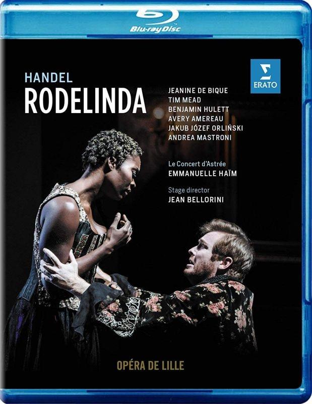 『ロデリンダ』全曲 ベロリーニ演出、エマニュエル・アイム&ル・コンセール・ダストレ、ジャニーヌ・ドゥ・ビク、ティム・ミード、他(2018 ステレオ)