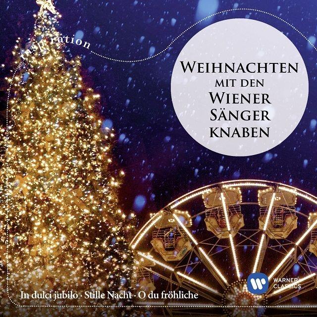 『ウィーン少年合唱団のクリスマス』 ハンス・ギレスベルガー&ウィーン少年合唱団