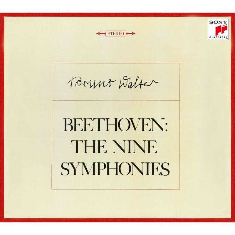 交響曲全集、ヴァイオリン協奏曲、序曲集 ブルーノ・ワルター&コロンビア交響楽団、ジノ・フランチェスカッティ(7SACD+2CD)