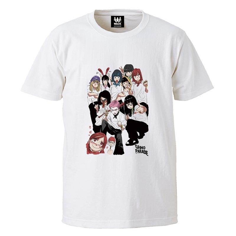 Tシャツ GANG PARADE <WACK×JUN INAGAWA>