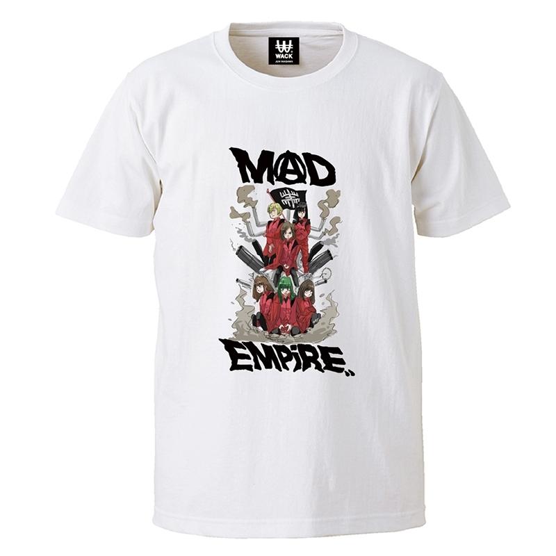 Tシャツ EMPiRE <WACK×JUN INAGAWA>