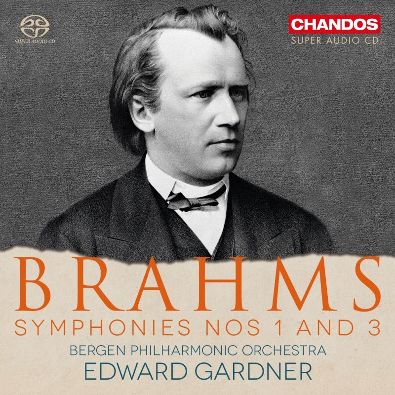 交響曲第1番、第3番 エドワード・ガードナー&ベルゲン・フィル