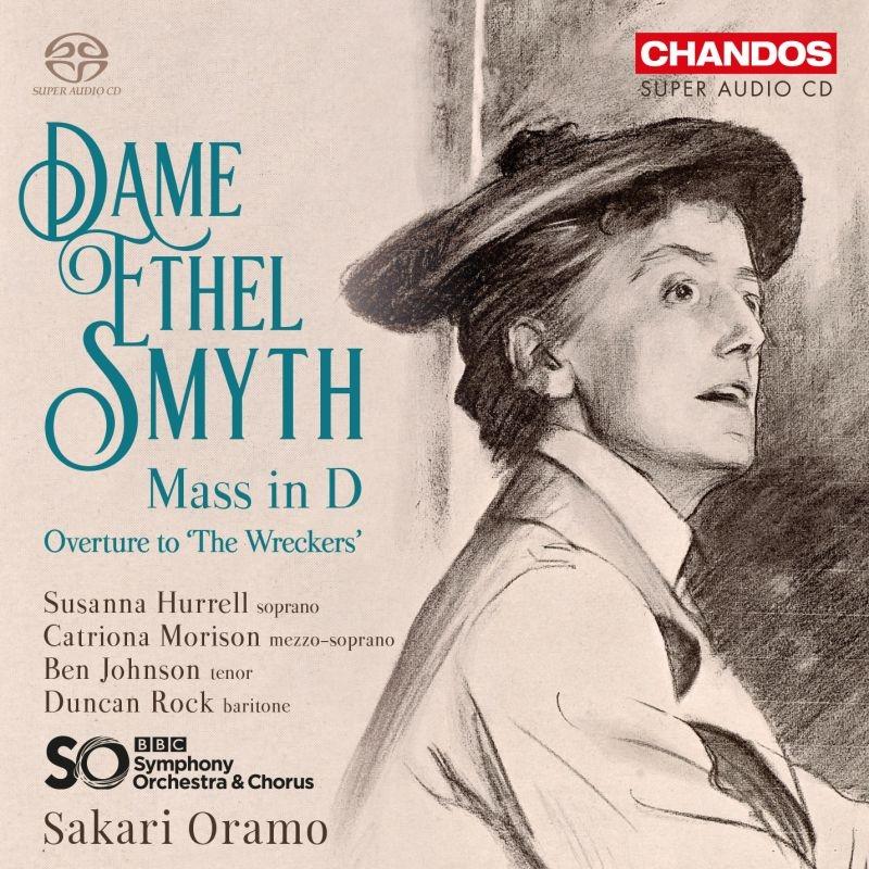 ミサ曲ニ調、『難船略奪者』への序曲 サカリ・オラモ&BBC交響楽団