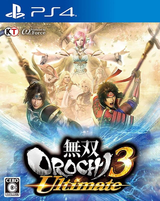 【PS4】無双OROCHI3 Ultimate