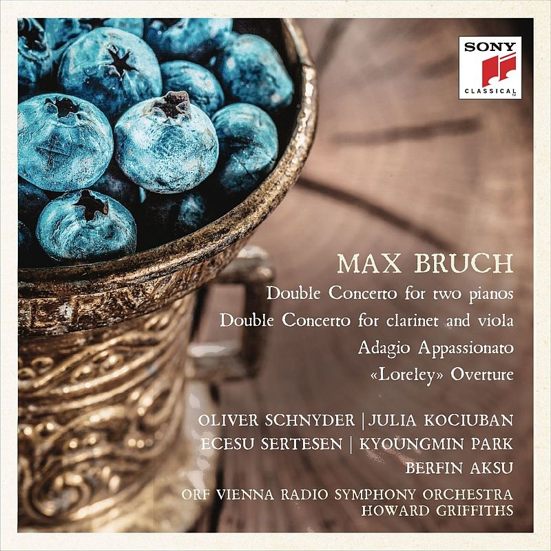 協奏的作品集 オリヴァー・シュニーダー、ベルフィン・アクス、ハワード・グリフィス&ウィーン放送交響楽団、他