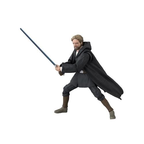 スターウォーズ S.H.Figuarts ルーク・スカイウォーカー -バトル・オブ・クレイト Ver.-(STAR WARS:The Last Jedi)