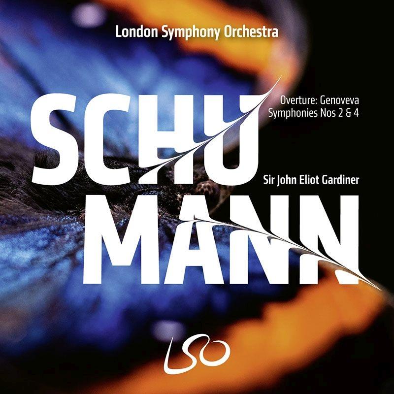 交響曲第4番、第2番、『ゲノヴェーヴァ』序曲 ジョン・エリオット・ガーディナー&ロンドン交響楽団