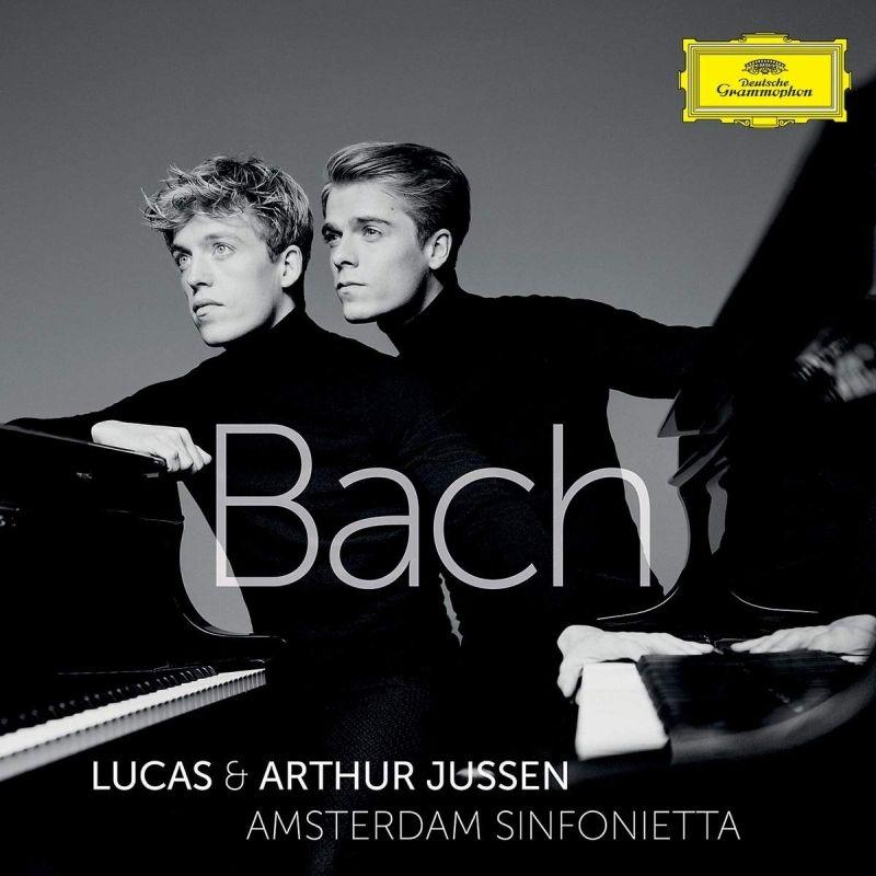 2台のピアノのための協奏曲集、ピアノ小品集 ルーカス・ユッセン、アルトゥール・ユッセン、アムステルダム・シンフォニエッタ