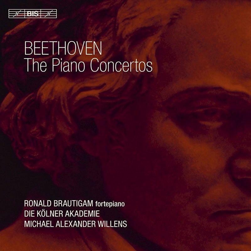 ピアノ協奏曲全集 ロナルド・ブラウティハム(フォルテピアノ)、マイケル・アレグザンダー・ウィレンズ&ケルン・アカデミー(2SACD)