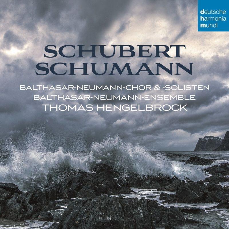 Schubert Symphony No.8, Stabat Mater, Schumann Missa Sacra : Thomas Hengelbrock / Balthasar-Neumann-Chor & Ensemble