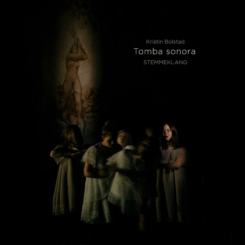 『音の墓所』 ステンメクラング(ヴォーカル・アンサンブル)(+ブルーレイ・オーディオ)