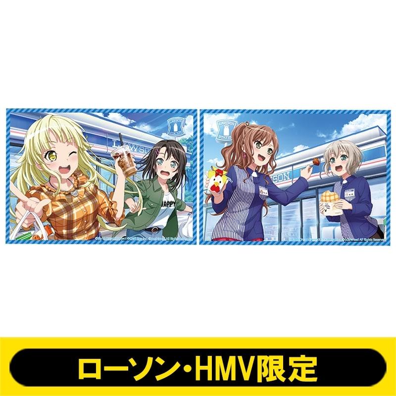 ステッカー2枚セット【ローソン・HMV限定】