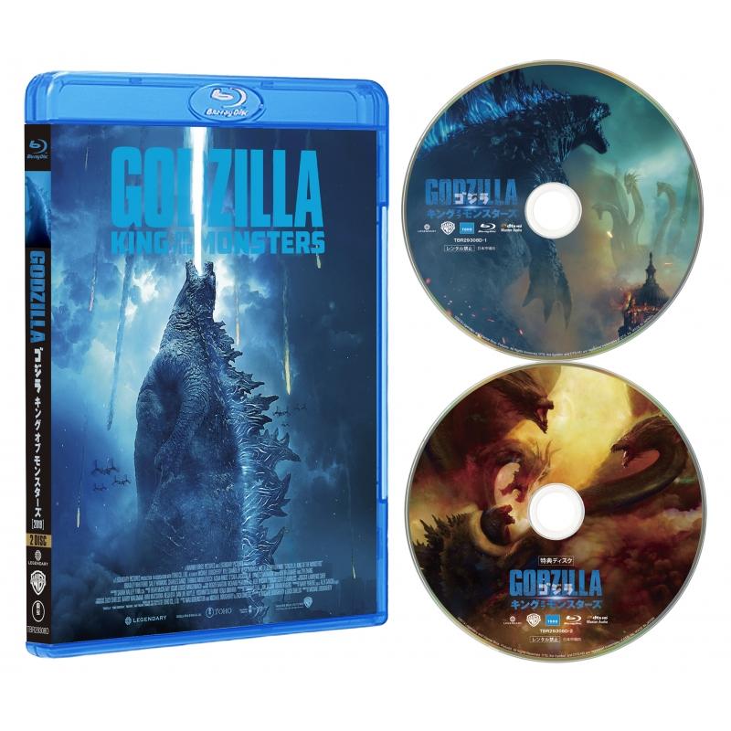 ゴジラ キング・オブ・モンスターズ Blu-ray2枚組