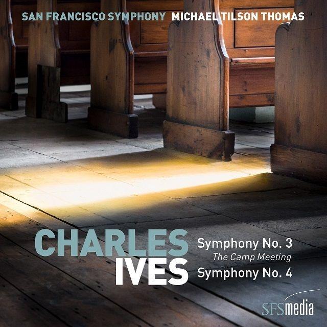 交響曲第3番、交響曲第4番 マイケル・ティルソン・トーマス&サンフランシスコ交響楽団