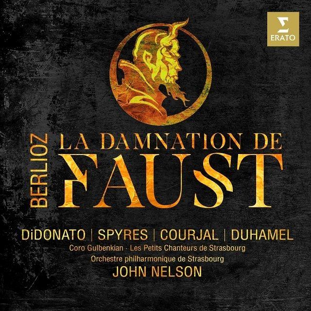 ファウストの劫罰 ジョン・ネルソン&ストラスブール・フィル、マイケル・スパイアーズ、ジョイス・ディドナート、他(2CD+DVD)