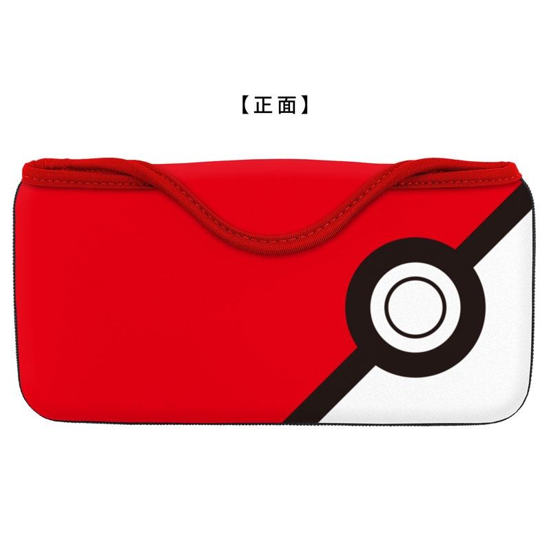 ポケットモンスター クイックポーチfor Nintendo Switch Lite モンスターボール