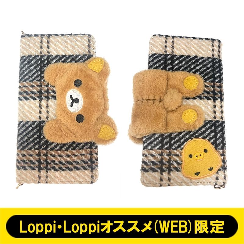 手帳型マルチスマホケース 【Loppi・Loppiオススメ(WEB)限定】