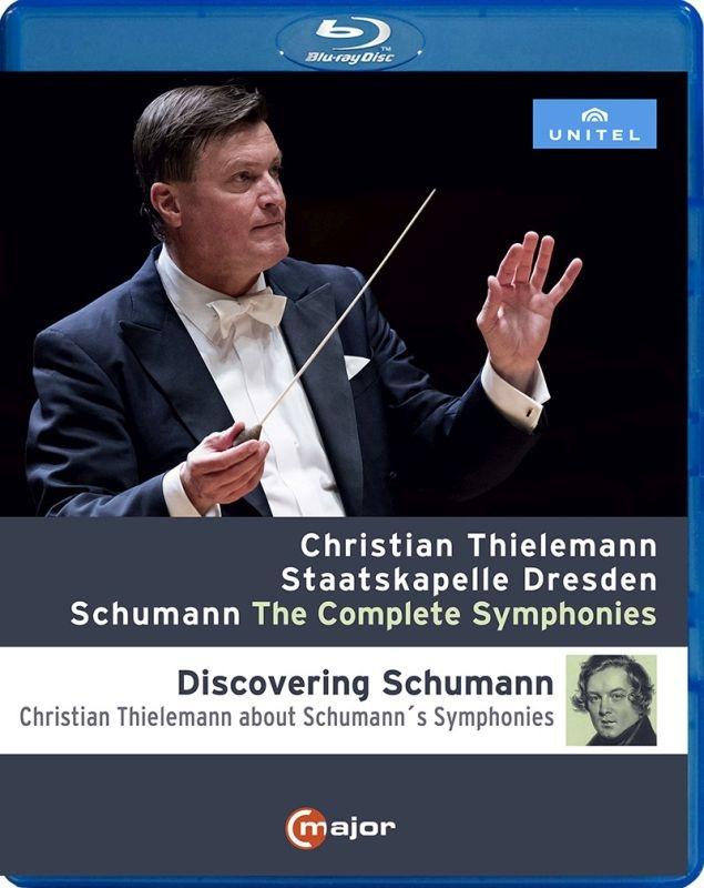 交響曲全集 クリスティアーン・ティーレマン&シュターツカペレ・ドレスデン(2018年東京ライヴ)