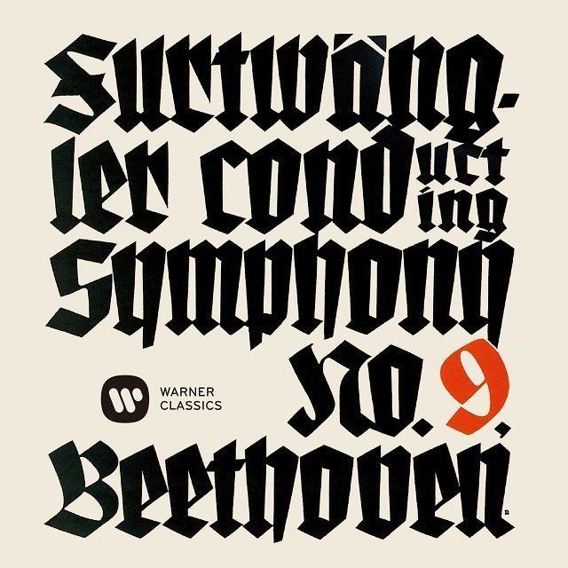 交響曲第9番『合唱』 ヴィルヘルム・フルトヴェングラー&バイロイト(1951)(2019DSDニューマスター)