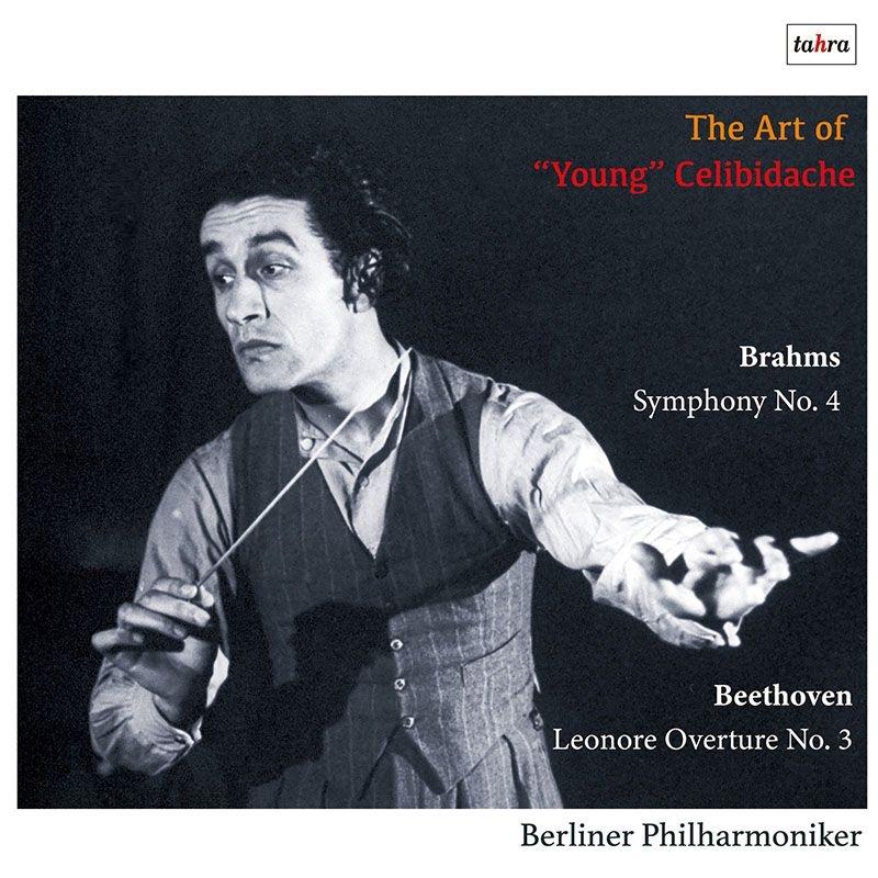 ブラームス:交響曲第4番、ベートーヴェン:『レオノーレ』序曲第3番 セルジウ・チェリビダッケ&ベルリン・フィル(1945、1946)