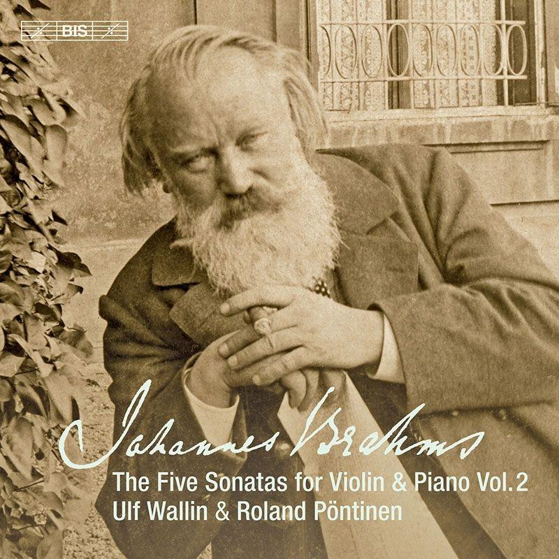 『ヴァイオリンとピアノための5つのソナタ』第2集 ウルフ・ヴァリーン、ローランド・ペンティネン