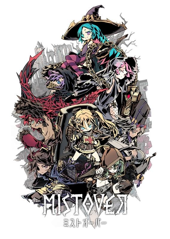 【PS4】MISTOVER(ミストオーバー)