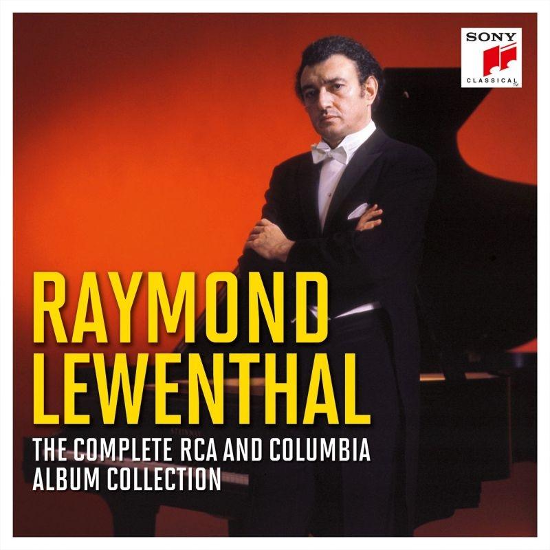 レイモンド・レーヴェンタール/コンプリートRCA&コロンビア・アルバム・コレクション(8CD)