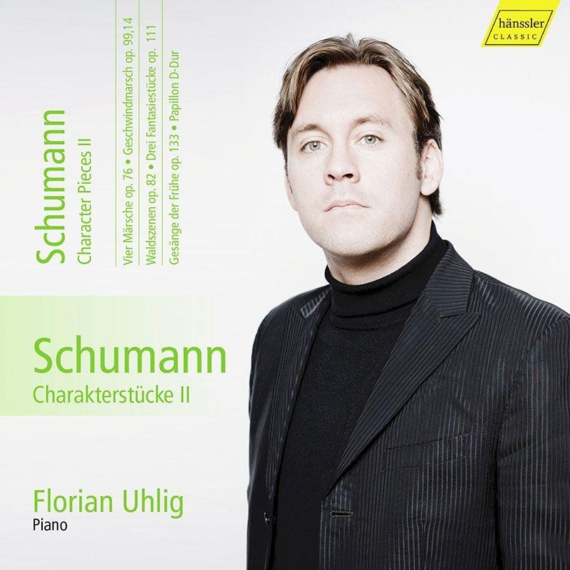 ピアノ独奏曲全集 第13集 フローリアン・ウーリヒ