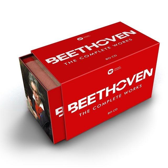ベートーヴェン 作品全集 2020(80CD)
