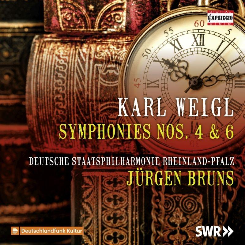 交響曲第4番、第6番 ユルゲン・ブルーンス&ラインラント=プファルツ ...
