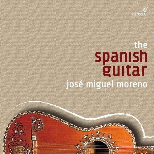 『スペインのギター〜グロッサ・レコーディングス 1991〜2004』 ホセ・ミゲル・モレーノ(12CD)