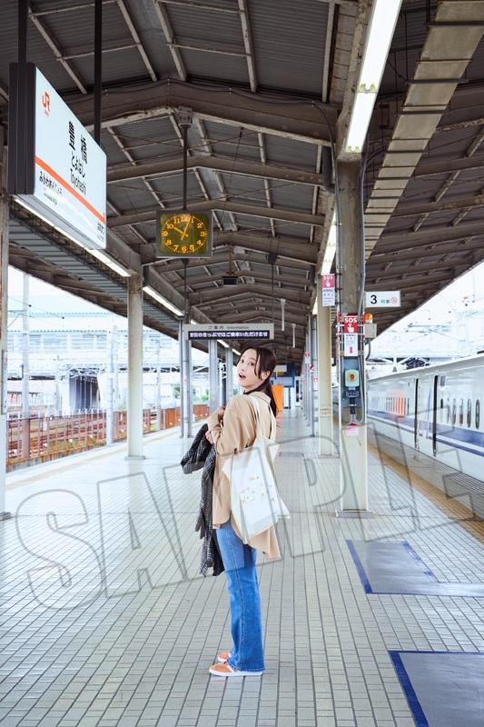 松井玲奈calendar2020 in TOYOHASHI 壁掛けカレンダー≪Loppi・HMV限定≫