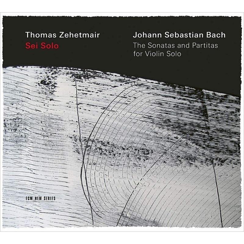 無伴奏ヴァイオリンのためのソナタとパルティータ 全曲 トーマス・ツェートマイアー(バロック・ヴァイオリン)(2CD)