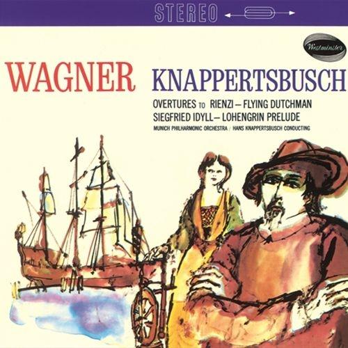 管弦楽曲集 II ハンス・クナッパーツブッシュ&ミュンヘン・フィル