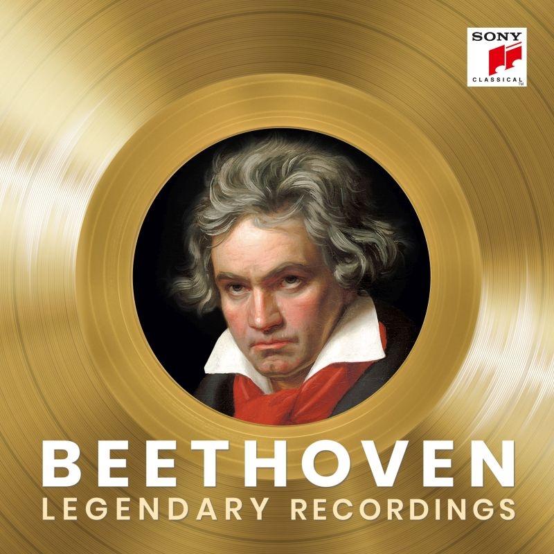 ベートーヴェン・レジェンダリー・レコーディングズ(25CD)