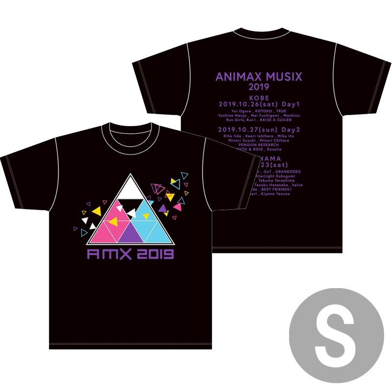 TシャツB サイズS / ANIMAX MUSIX 2019