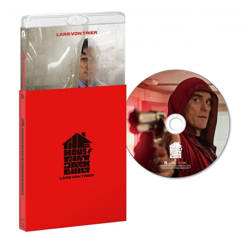 ハウス・ジャック・ビルト【Blu-ray】